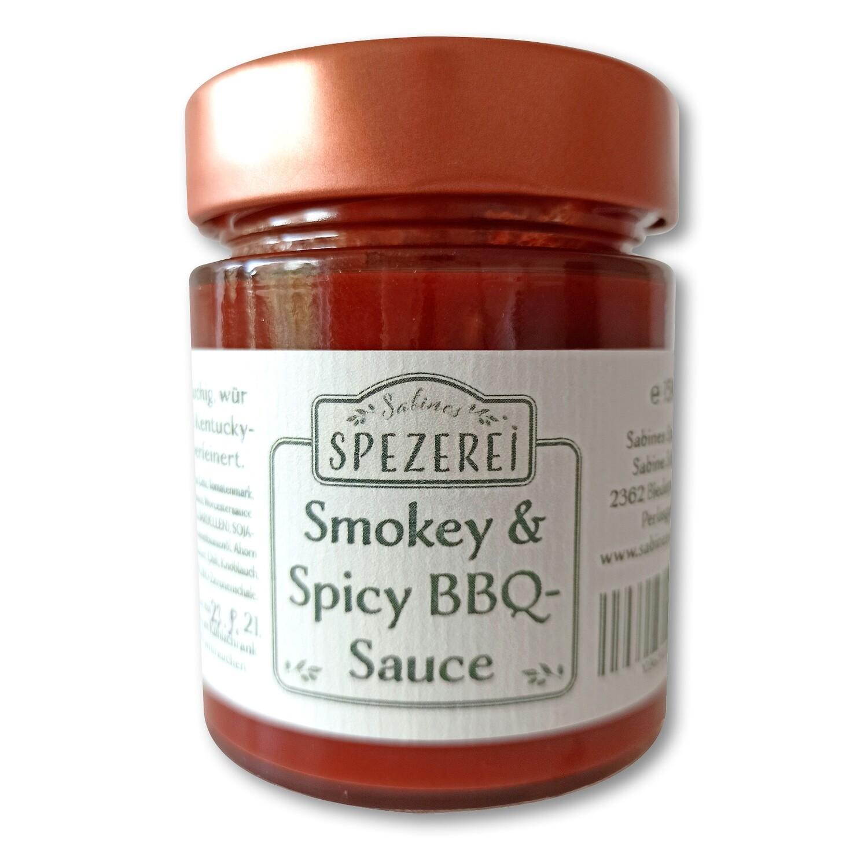 Smokey & Spicy BBQ-Sauce