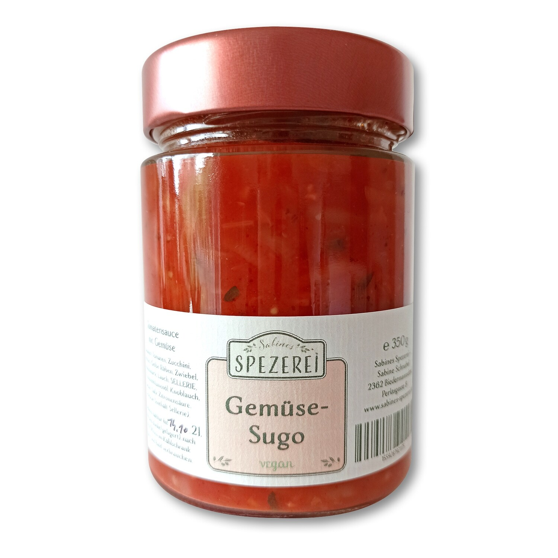 Gemüse-Sugo