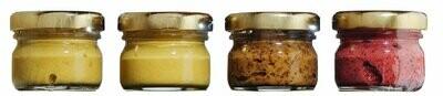 4 x Moutarde de Dijon - FALLOT