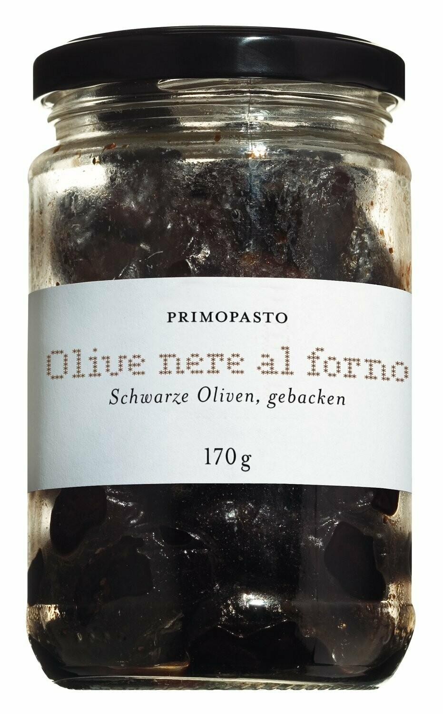 Olive nere al forno - PRIMOPASTO