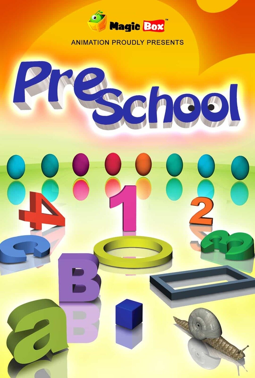 Pre School English
