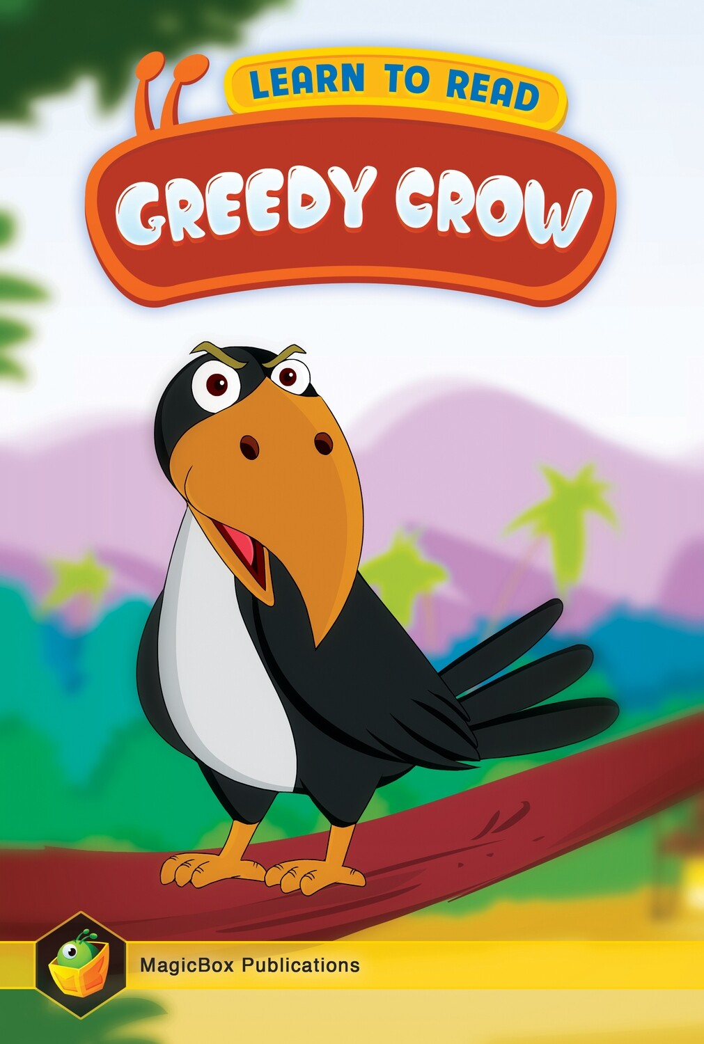 Greedy Crow