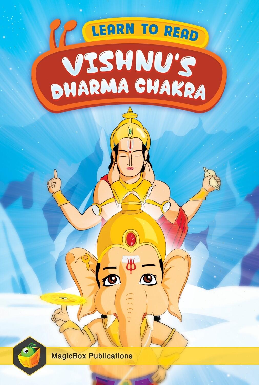 Vishnu'S Dharma Chakra
