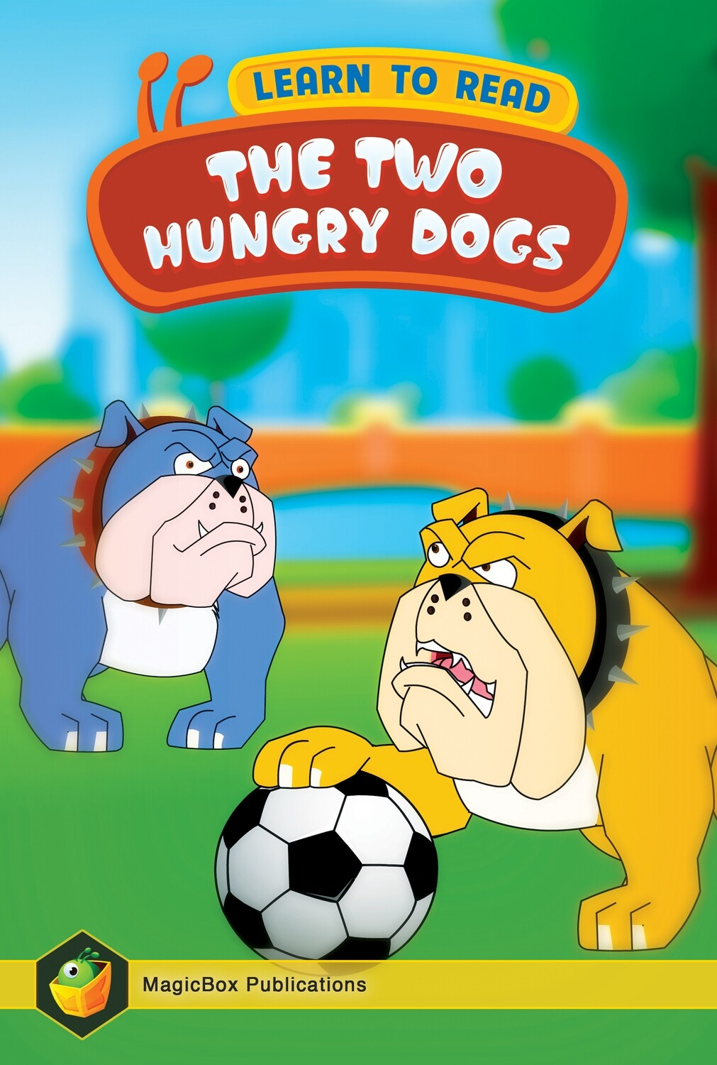 The Two Hungry Dogs