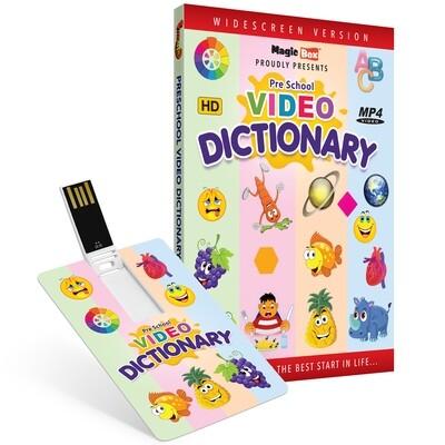 Preschool Video Dictionary