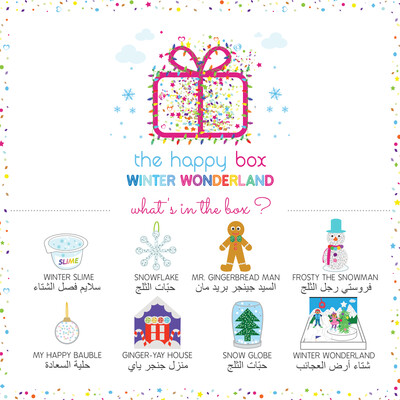 The Happy Winter Wonderland Box