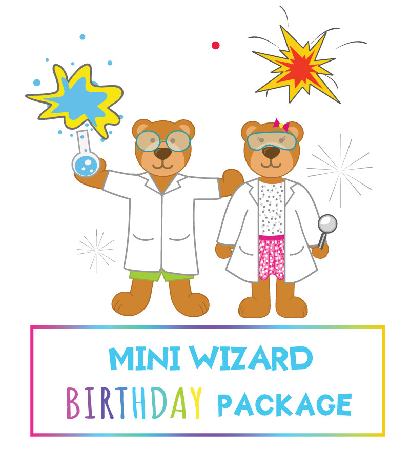Mini Wizard Package - Saturday to Thursday