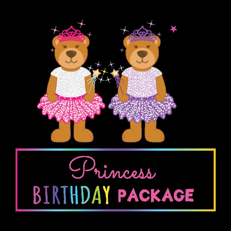 Princess Birthday Package- Saturday to Thursday