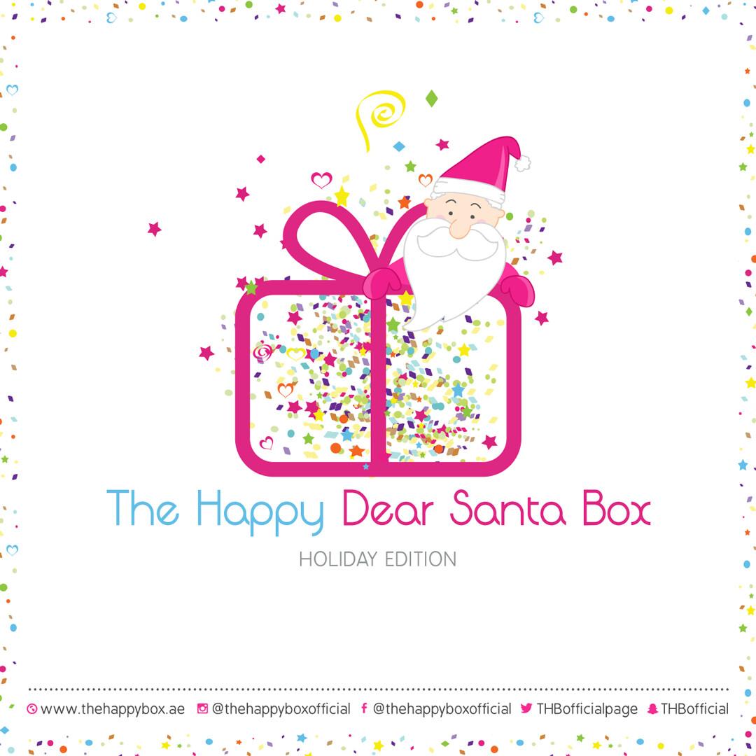 The Happy Dear Santa Box
