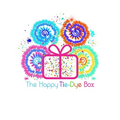 The Happy Tie Dye Box