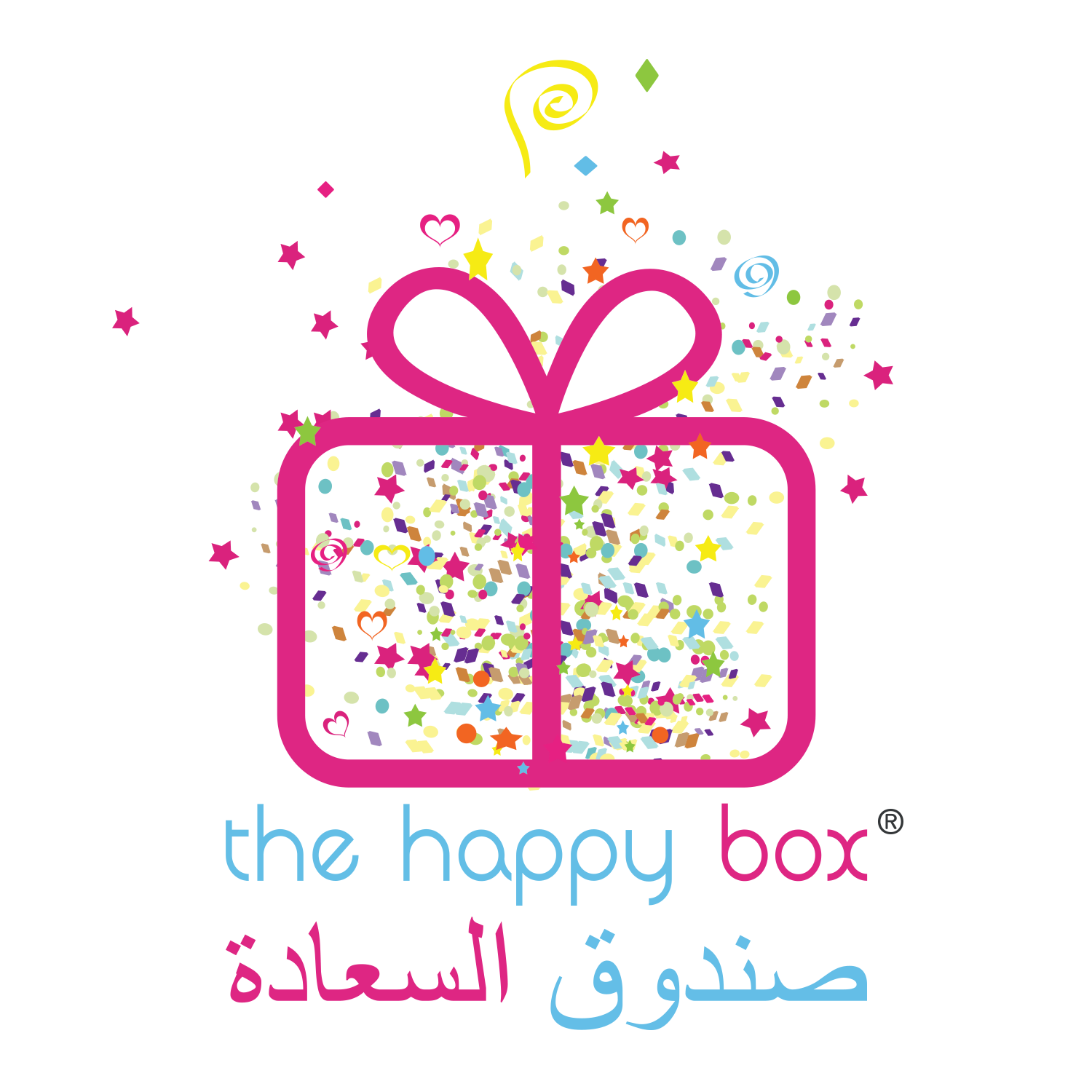 The Happy Box Kitchen Lab Series - Science Experiment