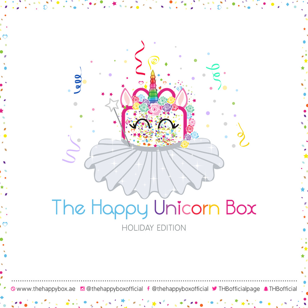 The Happy Mini Unicorn Box