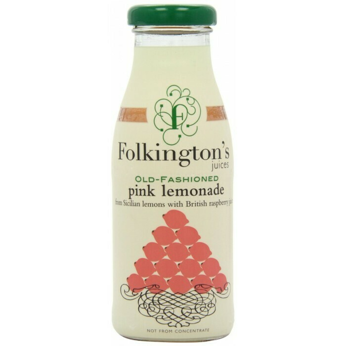 Folkington's Pink Lemonade