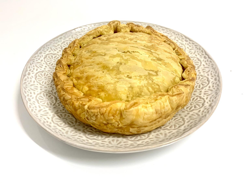 Ham Cheese Pie