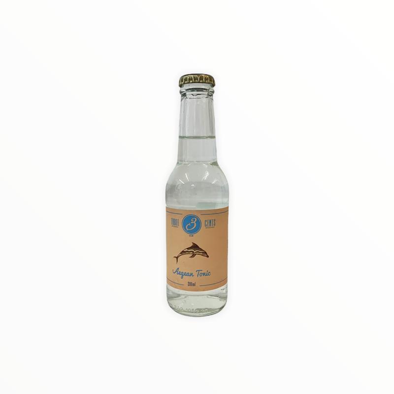 Three Cents Aegean Tonic Water