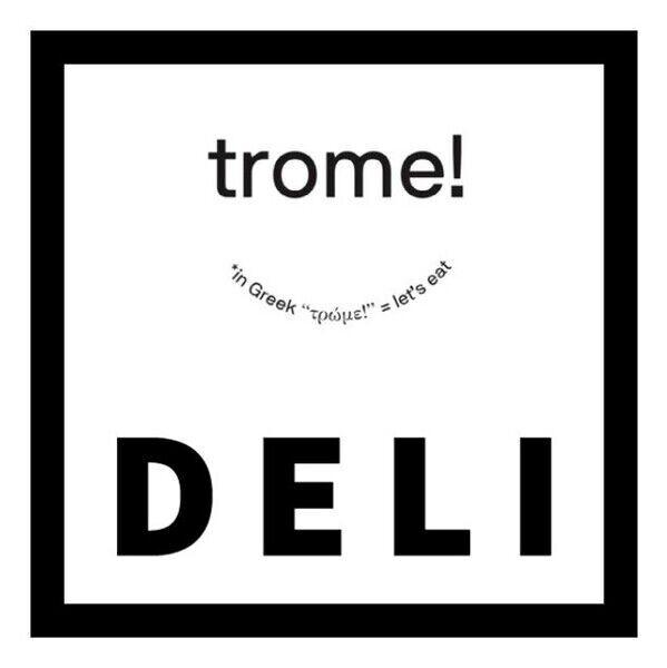 Trome Real Greek Food