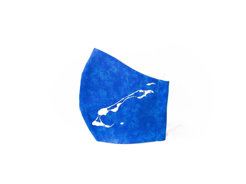 Les îles bleu royal