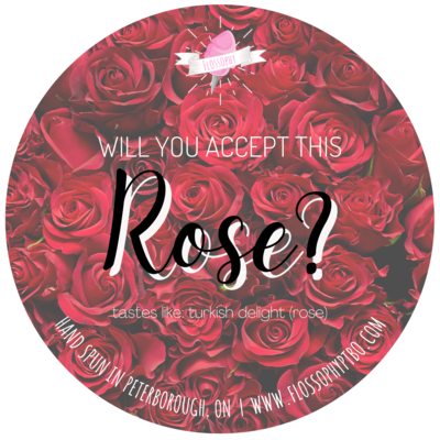Will You Accept This Rose?