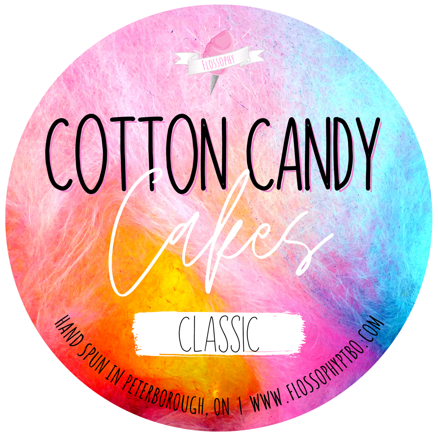 Cotton Candy Cake [CLASSIC]