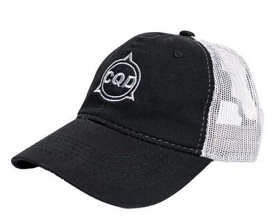 CQD® Hat Black/Grey
