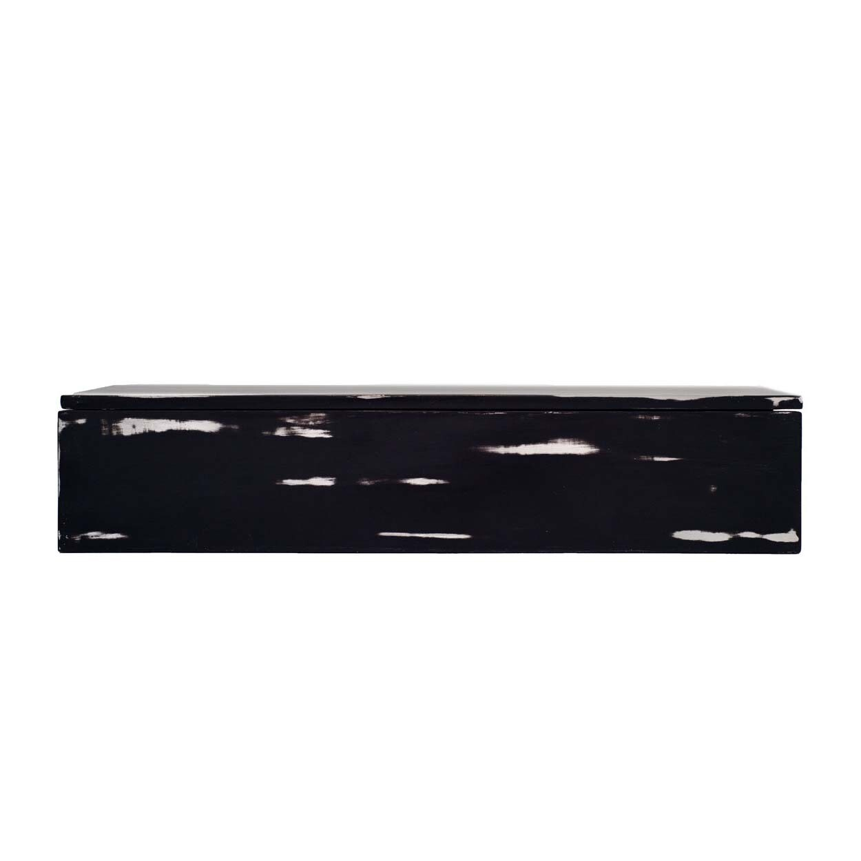 Black and Gray Negoro Nuri Box, Medium
