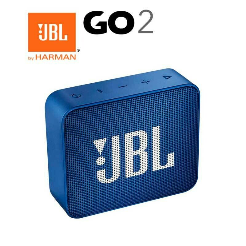 MINI PARLANTE BLUETOOTH - JBL GO2