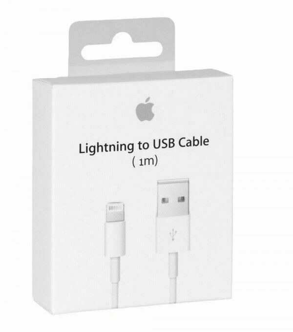 CABLE USB - LIGHTNING - APPLE