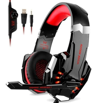 AURICULARES GAMER - KOTION EACH G9000