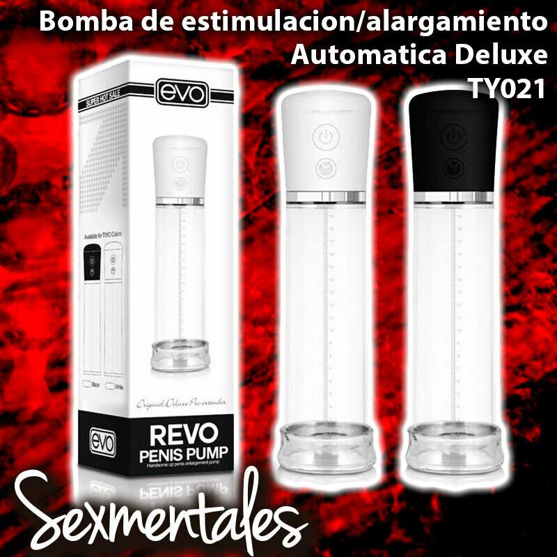Bomba de Succion de Vacio Motorizada TY021 - Sexmentales