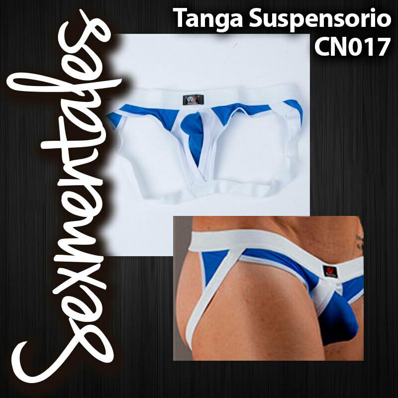 Tanga Suspensorio Sexy Man  CN017 Sexmentales