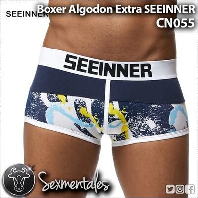 Boxer Algodon Extra SEEINNER CN055 - Sexmentales