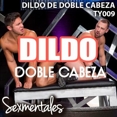 Dildo XXXL Doble Cabeza, TY009 Sexmentales