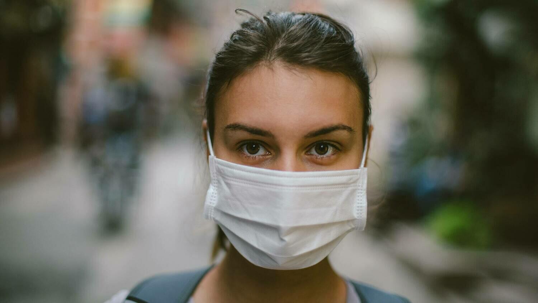 Mascara de proteção N95