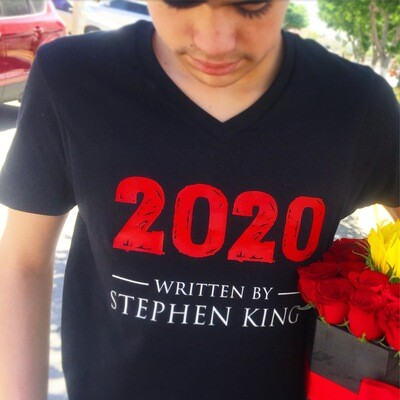 2020 por Stephen King