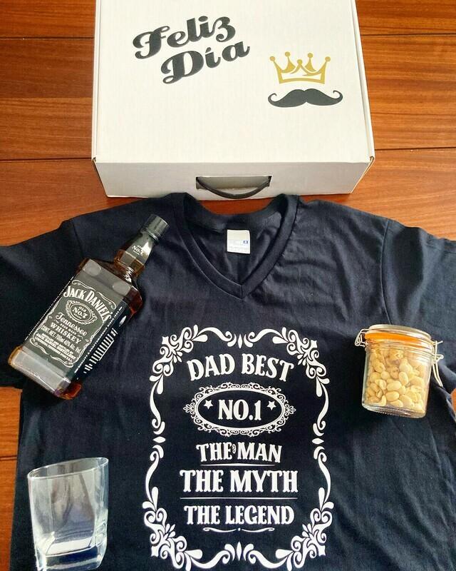Best Dad - Caja de Regalo