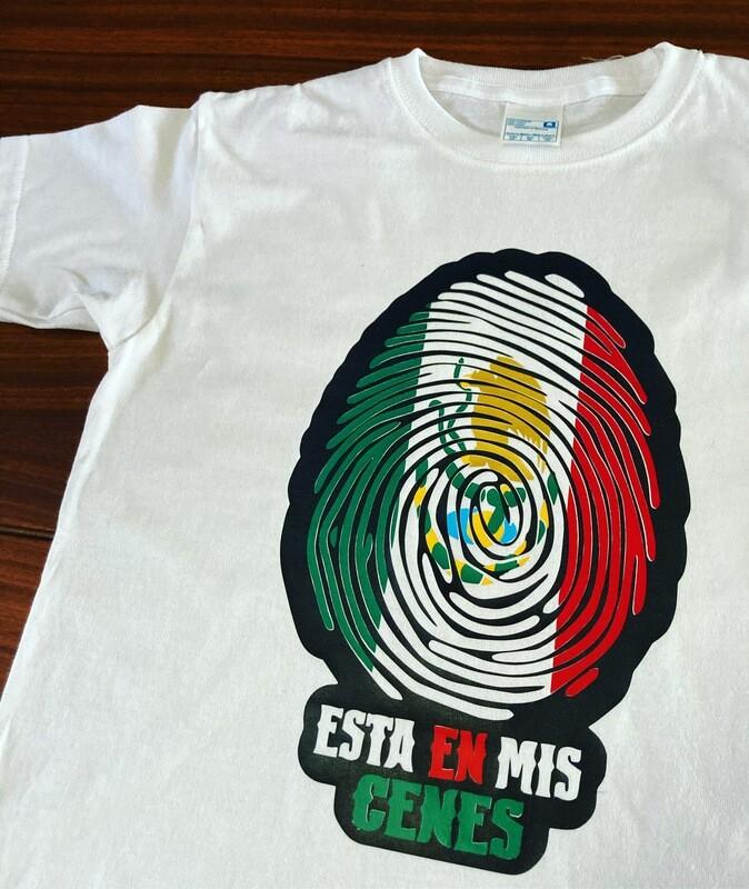 México en los Genes