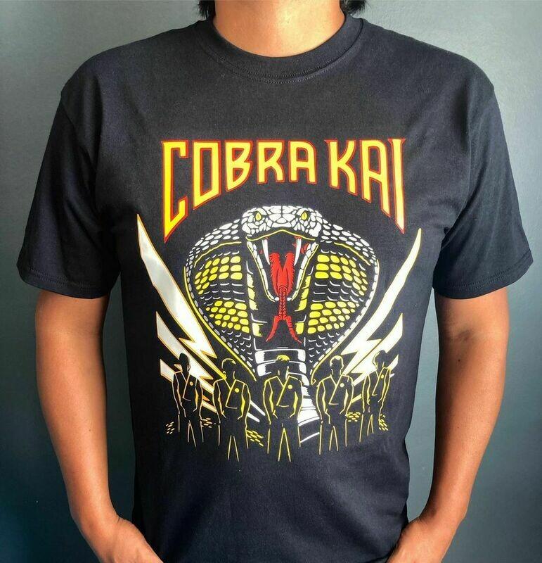 Cobra Kai Vintage 👊🏽