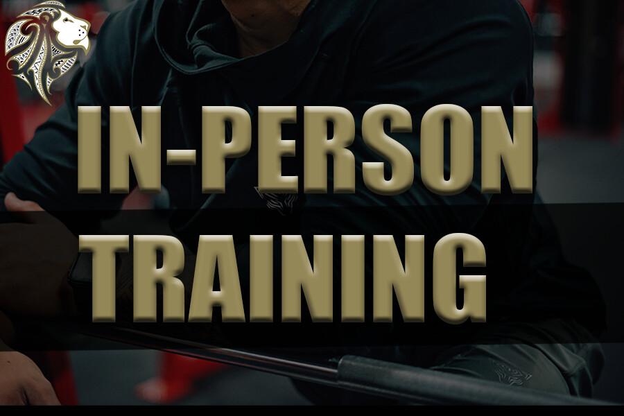 1 hour Private Training Session