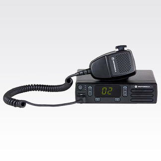 RÁDIO MÓVEL DEM 300 VHF 136-174 MHZ