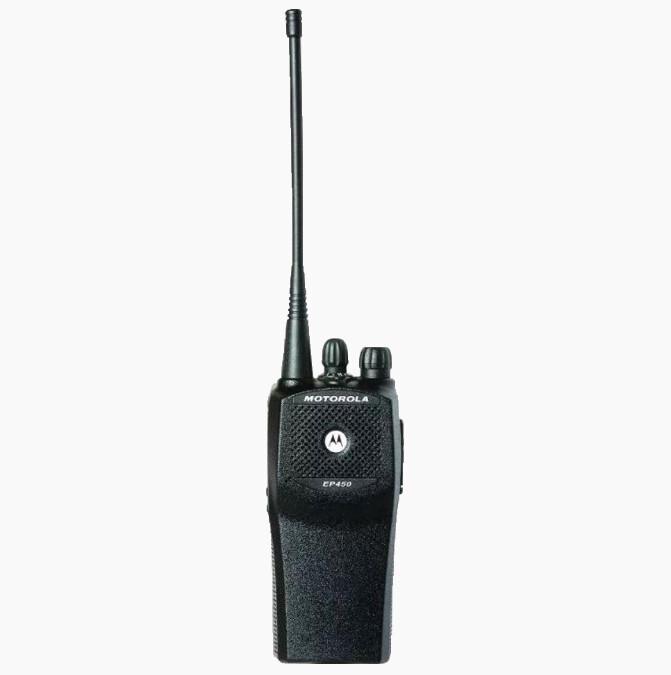 RÁDIO PORTATIL EP450 146-174MHZ 16CH C/C 220V (USADO)