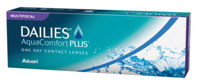 DAILIES® AquaComfort Plus® Multifocal