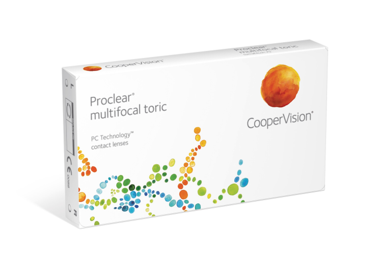 Proclear® multifocal toric