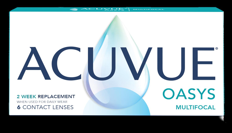 ACUVUE® OASYS® Multifocal