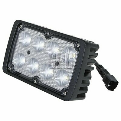 LED WORK LIGHT 30 WATT FLOOD BEAM