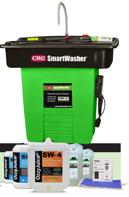 CRC SMART WASHER SW-28 WITH STARTER KIT SW-X1 FL-4