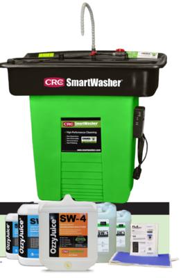 CRC SMART WASHER SW-28 WITH STARTER KIT SW-X1 FL-4