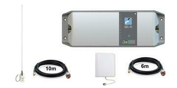 CEL-FI GO MOBILE PHONE BOOSTER- CAR - A- VAN - PACK