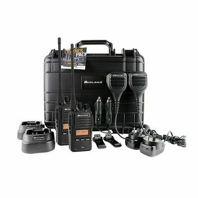 MIDLAND 5W TRADIES TWIN PACK