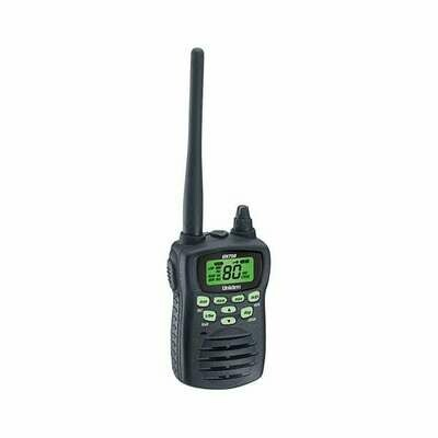 UNIDEN 5W W/PROOF UHF H-HELD