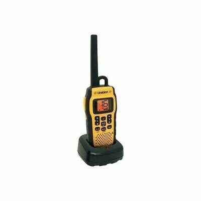 UNIDEN VHF MARINE RADIO - JIS8
